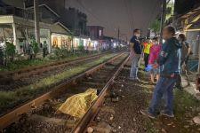 Main Ponsel di Pinggir Rel, Pelajar Tewas Tertabrak Kereta, Kondisinya Mengenaskan - JPNN.com