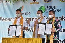 Hamdalah, Jakarta dan Sumedang Bekerja Sama untuk Pengamanan Pangan Ibu Kota - JPNN.com