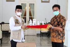 Lonjakan Kasus COVID-19, Proemi1 Sediakan 240 Suplemen Bagi Pasien di Bangkalan - JPNN.com Jatim