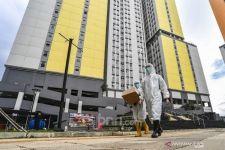 Baru Dibuka Sehari, Tower 8 Wisma Atlet Sudah Terisi 41,6 Persen - JPNN.com