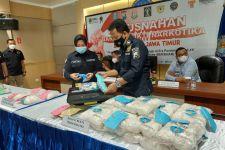 BNNP Jatim Musnahkan 6,4 Kg Sabu-Sabu dan 203 Butir Pil Ekstasi - JPNN.com