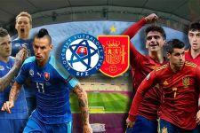 Starting XI Slovakia Vs Spanyol: Azpllicueta Main Sejak Menit Pertama - JPNN.com