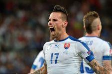 Slovakia Jaga Asa Taklukkan Spanyol dengan Nostalgia Euro 2016 - JPNN.com