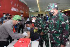 Gelar Vaksinasi Massal, TNI AL Menyasar Area Pelabuhan - JPNN.com