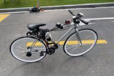 Keren, Sepeda Ini Dirancang Bisa Jalan Sendiri - JPNN.com