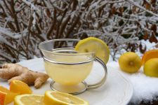 6 Khasiat Rutin Minum Air Jahe Campur Lemon, Luar Biasa - JPNN.com