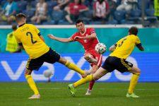 Robert Lewandowski Mulai Garang, Polandia Malah Tersingkir dari EURO 2020 - JPNN.com