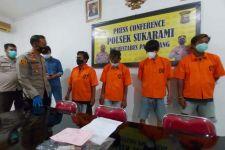 Gelar Pesta Terlarang Bareng Keluarga di Rumah, Oknum PNS Pasrah Saat Dijemput Polisi - JPNN.com