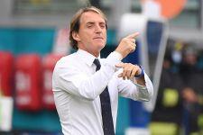 Final EURO 2020: Anak Roberto Mancini Sempat Kehilangan Kursinya di Stadion Wembley, Kok Bisa? - JPNN.com