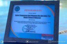 Peringatan HANI 2021, Bea Cukai Makassar Terima Penghargaan dari BNNP Sulsel - JPNN.com