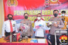 Polda Lampung Sita Ratusan Pucuk Senjata Api, Irjen Hendro: Itu dari Mesuji - JPNN.com