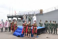 Dua Kapal Perang Angkatan Laut Jepang Sambangi Surabaya, Ada Apa? - JPNN.com