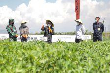 Resmikan IP2TP Muneng, Mentan SYL Mengapresiasi Pengembangan Riset Pertanian - JPNN.com