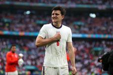 Ngeri! Maguire Menggambarkan Bagaimana Ayahnya Terluka Parah Saat Menonton Final EURO 2020 - JPNN.com