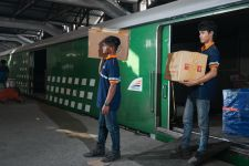 Kebutuhan Alat-alat Medis Covid-19 Meningkat, KAI Logistik Beri Diskon 50 Persen - JPNN.com