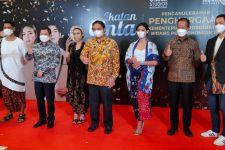 Sinetron Ikatan Cinta Dapat Penghargaan dari Menteri Airlangga - JPNN.com