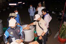 Tanggap Darurat Covid-19, Mensos Dirikan Dapur Umum di Balai Wyata Guna Bandung - JPNN.com