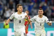 Dua Gol Cantik Bantu Italia Raih Kemenangan Atas Belgia - JPNN.com