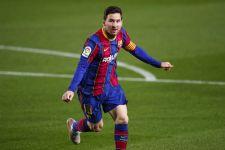 Ini Nomor Punggung Messi Jika Mendarat ke Paris Saint Germain - JPNN.com
