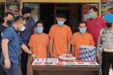 Polisi Gerebek Judi Dadu Guncang Beromset Puluhan Juta Rupiah di Muba - JPNN.com