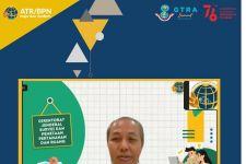 Ceramah MTSL Mengawali Kegiatan MBKM di Kementerian ATR/BPN - JPNN.com