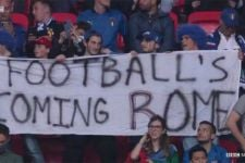 Football Coming Rome - JPNN.com