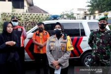 Kerusuhan di Bulak Banteng Bikin Polisi di Surabaya Makin Siaga - JPNN.com Jatim