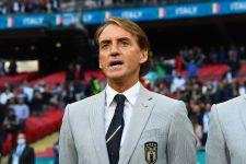 Italia vs Inggris: Kurang Sukses Sebagai Pemain, Mancini Ingin Tebus Saat Jadi Pelatih Gli Azzurri - JPNN.com