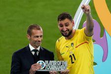 Beruntungnya Italia Punya Donnarumma, Pantas di Anugerahi Pemain Terbaik EURO 2020, Begini Statistiknya - JPNN.com