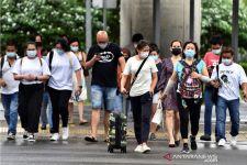 Nekat Hidup dengan COVID-19, Singapura Kembali Dihajar Lonjakan Kasus - JPNN.com