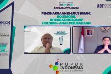 Pupuk Indonesia jadi Role Model Integrasi Roadmap Holding Anak Perusahaan - JPNN.com