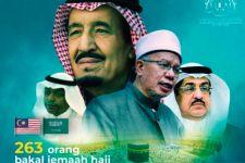 Oh Ternyata ini Alasan Pemerintah Arab Saudi Izinkan Warga Malaysia Ikut Musim Haji 1442 Hijriah - JPNN.com