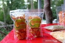 Olahan Keripik Biji Durian Ibu-ibu dari Siak, Rasanya Gurih, Tebal di Kantong - JPNN.com
