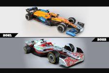 F1 Kenalkan Mobil Balap Musim 2022, Banyak Perbedaan - JPNN.com