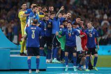 Juara EURO 2020, Penggawa Italia Dapat Gelar Kehormatan dari Presiden - JPNN.com