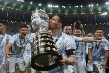 Keren! Foto Lionel Messi Ini Mencetak Rekor Dunia, Apa Itu? - JPNN.com