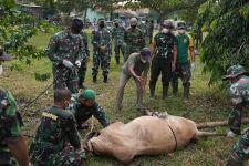 Danpuslatpur: Iduladha Jadi Momentum Untuk Berbagi di Tengah Pandemi - JPNN.com