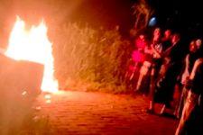 Pak Anis Positif Covid-19 Meninggal Dunia, Jenazahnya Direbut Warga, Peti Mati Dibakar Massa - JPNN.com