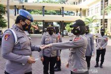 Menjaga Performa, 50 Polwan Polda Gorontalo Menjalani Pemeriksaan Penegakan Ketertiban dan Disiplin - JPNN.com
