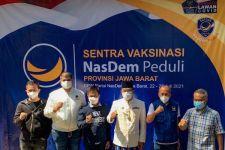 Nasdem Jabar Bangun Sentra Vaksinasi Covid-19, Nih Targetnya - JPNN.com