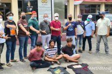 Polisi Menetapkan 3 Pemuda Ini sebagai Tersangka Pemerasan Sopir Kontainer - JPNN.com