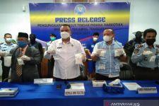 BNNP Sultra Menangkap 13 Tersangka dengan Barang Bukti 4,471 Kg Sabu-Sabu - JPNN.com