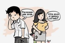 Istri Siri Mengaku Janda, Beginilah Jadinya Ketika Menikah Lagi - JPNN.com