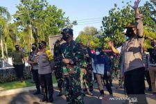 Panglima TNI Berdialog dengan Pasien COVID-19 di Semarang, Simak - JPNN.com