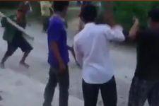 Viral Video Pria Positif Covid-19 Dipukuli Warga di Toba, Ini Penjelasan Bupati - JPNN.com
