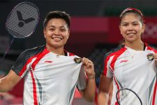 Lolos ke Semifinal Olimpiade, Ukir Sejarah Baru, Greysia/Apriyani Tak Mau Jemawa - JPNN.com