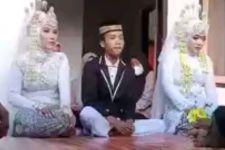 Selamat! Qori Akbar Nikahi 2 Janda Cantik Sekaligus, Masing-Masing Dapat Mahar Sebegini - JPNN.com