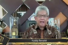 Bank BJB Raih Penghargaan Prestisius di Ajang Indonesia Financial Top Leader Award 2021 - JPNN.com