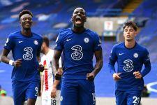 Bek Chelsea Kurt Zouma Males Pindah ke West Ham United - JPNN.com