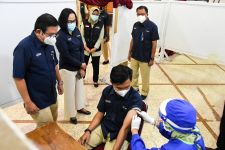 Petrokimia Gresik Mulai Program Vaksinasi Gotong Royong, Sasar 3.179 Peserta - JPNN.com
